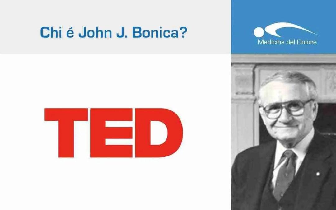 Il racconto su John J Bonica in un TED Talks