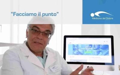 Dottor Gilberto Pari:medico algologo di Medicina del Dolore