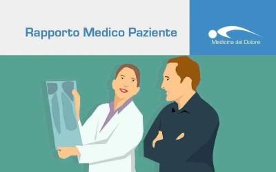 Medico e paziente uniti contro il dolore