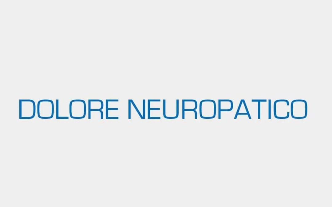 Dolore Neuropatico