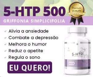 5-HTP 500 - Griffonia - 500mg 60 Cápsulas