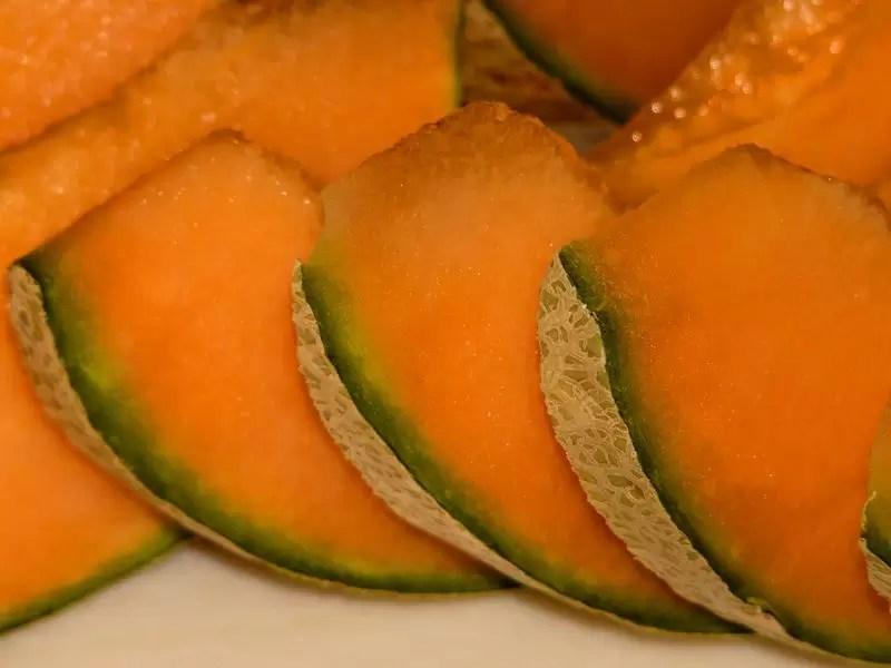 Cantalupo (Meloa) - Cucumis melo cantalupensis