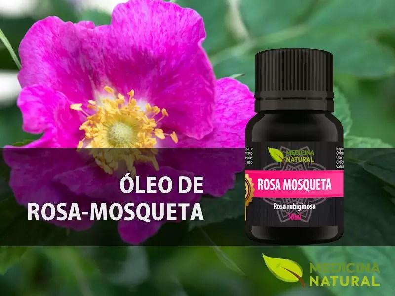 Óleo de Rosa-Mosqueta