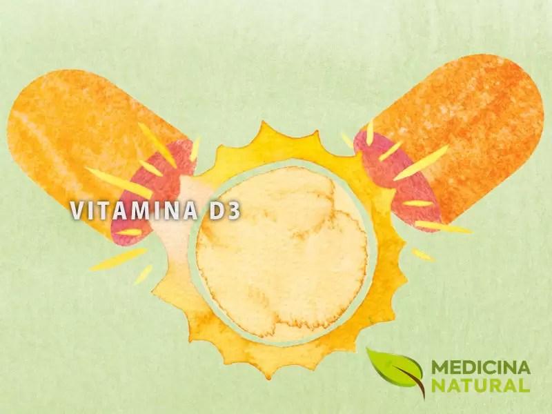 Vitamina D3 (Colecalciferol)