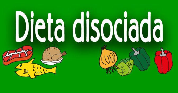 En dieta pan el disociada la