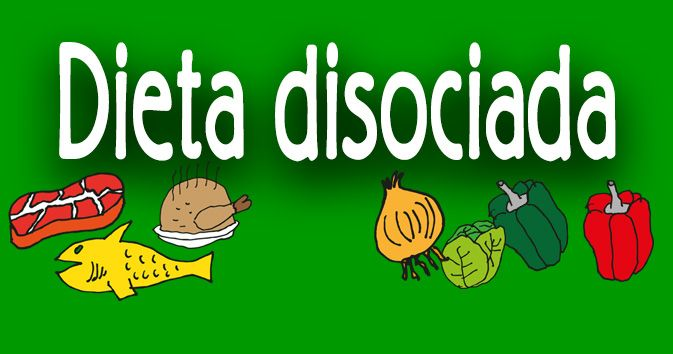 Dieta cetogenica disociada es la dieta mismo lo