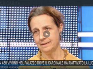 """La Dott.ssa Lucia Ercoli ad Agorà (RAI3) """"Per carità"""" – 14/05/2019"""