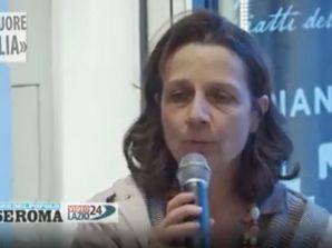 """La Dott.ssa Lucia Ercoli interviene alla presentazione del libro """"Vite Strappate"""" di Antonella Betti"""