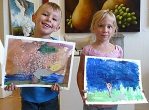 Art Classes for Kids   Medicine Hat Media