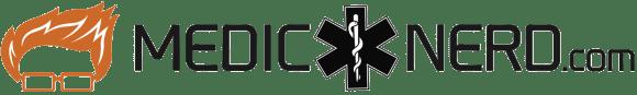 Medic Nerd logo