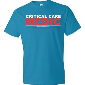 Critical Care Medic T-shirt (unisex)