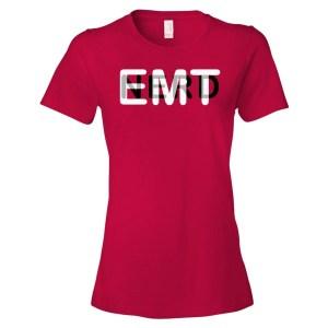 EMT Nerd T-shirt (Women's)