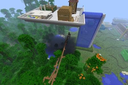 Minecraft Spielen Deutsch Minecraft Haus Unter Wasser Bauen Bild - Minecraft haus unter wasser bauen
