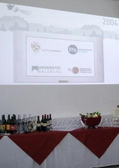 Der Medientag wird organisiert von der Plattform Digitales Salzburg, einem gemeinsamen Verein von Salzburg Research, Universität Salzburg, FH Salzburg und ITG - Innovationsservice für Salzburg