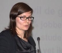 PhD-kandidat Synnøve Amdam