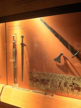 Viking Sword collection at the Royal Ontario Museum