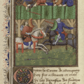Of device as device: the narrative functioning of armorial displays in Froissart's Chronicles