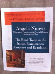 fde3f48409d The Book Trade in the Italian Renaissance  Structure and Regulation ...