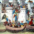 Venice's Need for Settling the 'Byzantine question' by Conquest: The Fourth Crusade's Second Siege of Constantinople (early 1204)