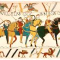 Conquest, Contact, and Convention: Simulating the Norman Invasion's Impact on Linguistic Usage