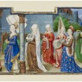 Fashion in the Middle Ages exhibition begins at the Getty