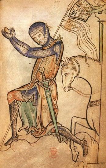 Bellum Crucis  Crusader-knight