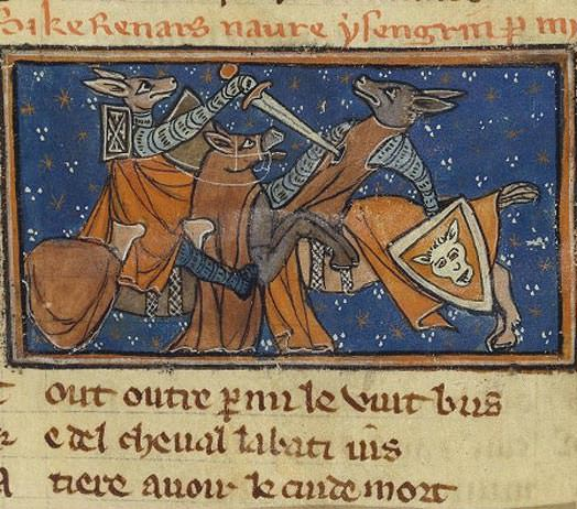 The Fox: A Medieval View, and Its Legacy in Modern Children's