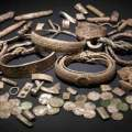 Viking Hoard discovered in England