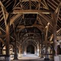 Medieval Harmondsworth Barn to be preserved by English Heritage