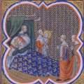 En/gendering representations of childbirth in fifteenth-century Franco-Flemish devotional manuscripts