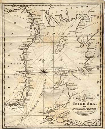 Map Of Ireland 800 Ad.Famine And Pestilence In The Irish Sea Region 500 800 Ad