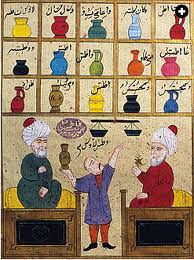 Pharmacy in medieval Islam and the history of drug addiction