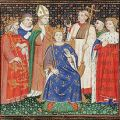 How did the expansion of royal authority affect the traditional ruling institutions during the reigns of Henry II and Philip II Augustus?