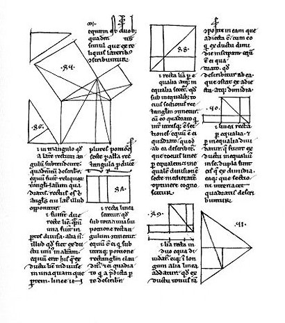 History of Mathematics Education in the European Middle