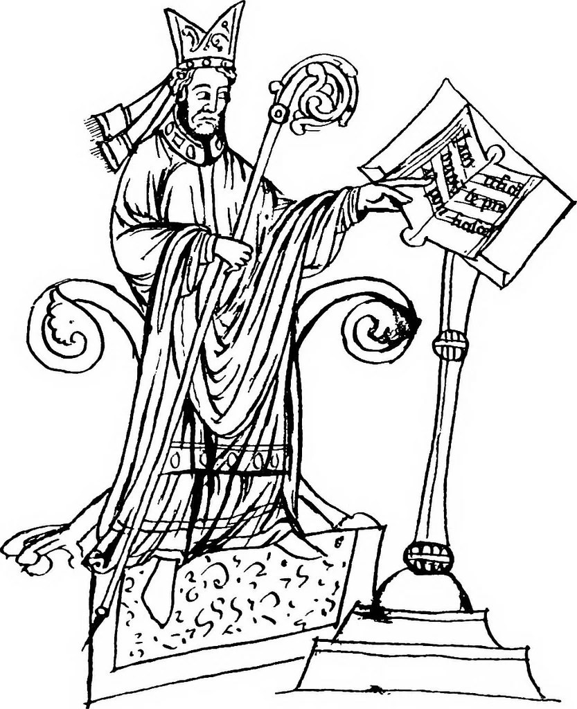 Coloring Pages about the Middle Ages Medievalistsnet