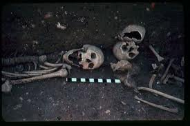 the Southwell deviant  early medieval burial