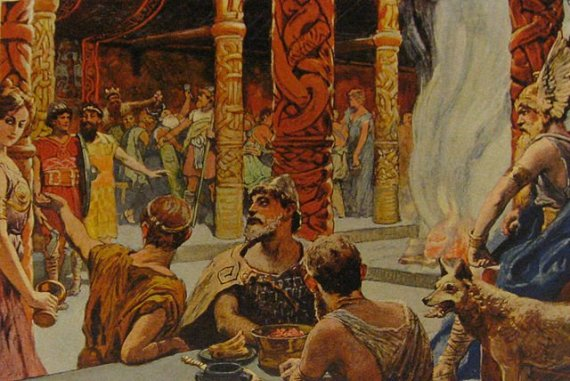 Where Does Old Norse Religion End Medievalistsnet - Norse religion