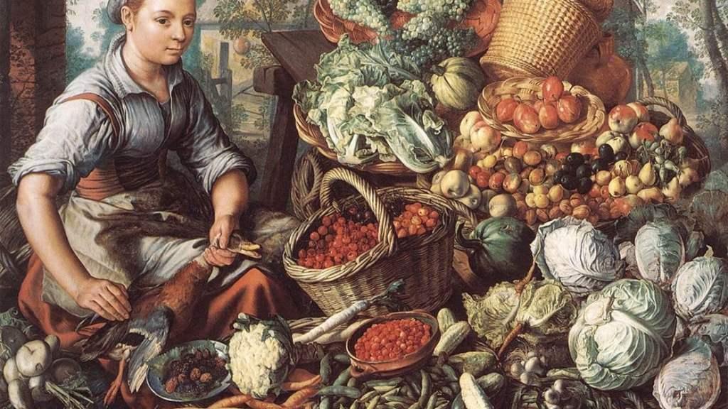 Medieval food - diet- www.carrotmuseum.co.uk