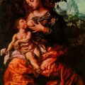 The Persuasive Power of a Mother's Breast: The Most Desperate Act of the Virgin Mary's Advocacy