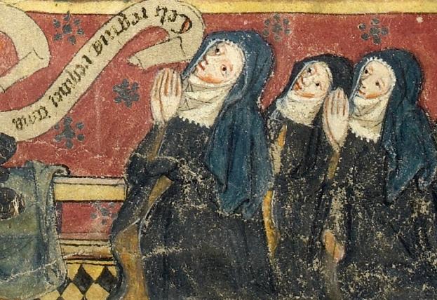 medieval nuns