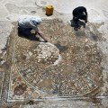 Byzantine mosaic discovered in Israel