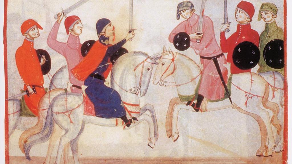 The Cerchi seek vengeance - 1300 (Florence)
