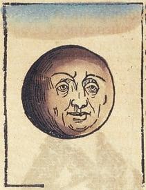 medieval moon