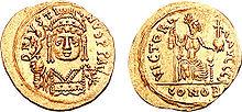 Solidus-Justin II