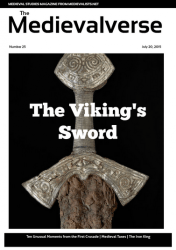 Get this issue of The Medieval Magazine for $2.99