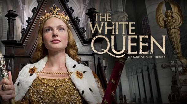 white queen tv series