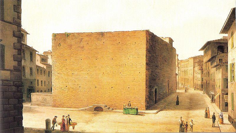 Le Stinche - Florentine prison