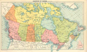 map canada medievalists