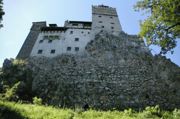 Castle Bran - photo by Pmatlock