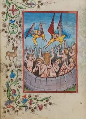 medieval purgatory